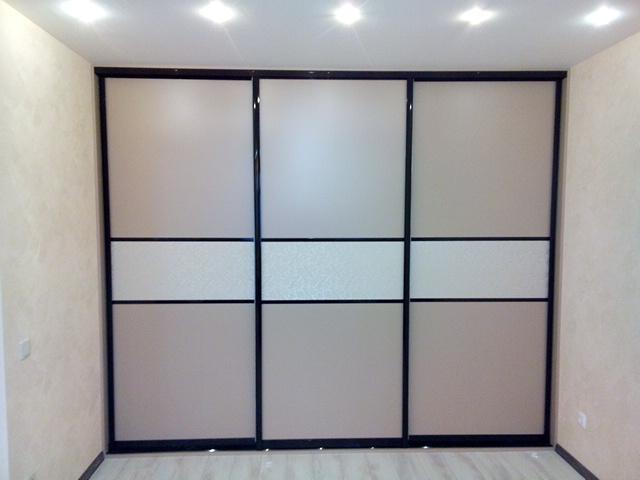Встроенные шкафы купе екатеринбург